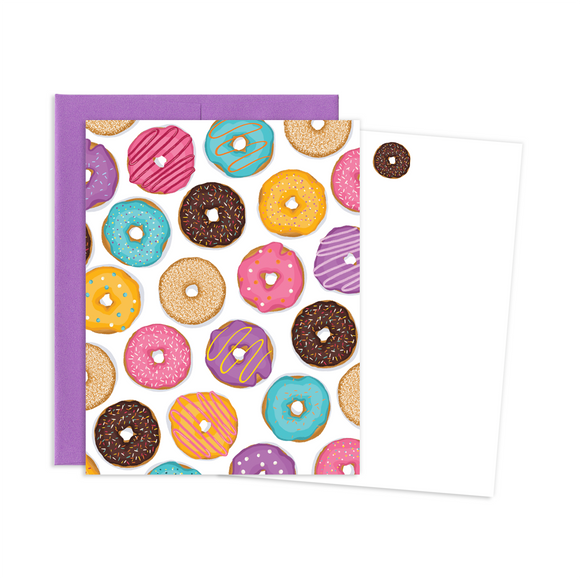 DONUT NOTE CARDS