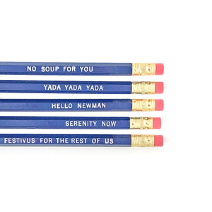 SEINFELD PENCIL SET