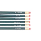 SLYTHERIN HOUSE PENCIL SET