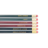 WIZARD SPELLS PENCIL SET