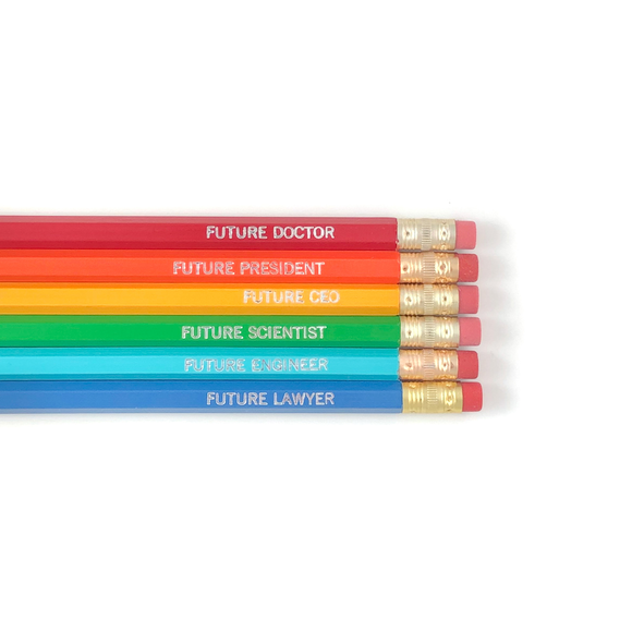 THE FUTURE PENCIL SET