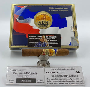 La Aurora Dominican DNA Robusto