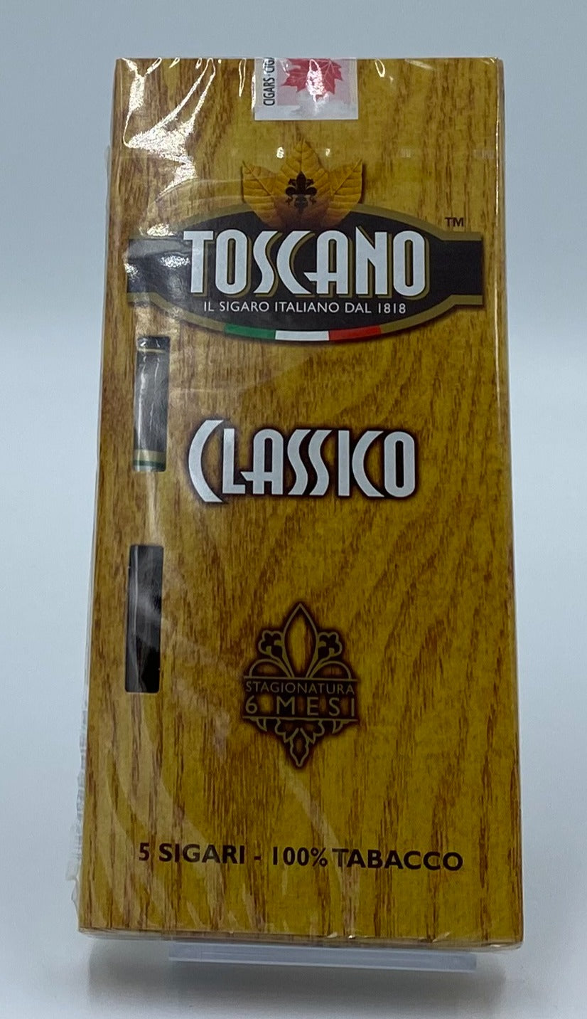 Toscano Classico Package of 5
