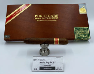 PDR Cigars Wicked Pug No. 3