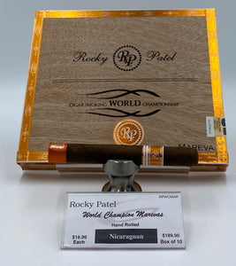 Rocky Patel World Champion Marevas