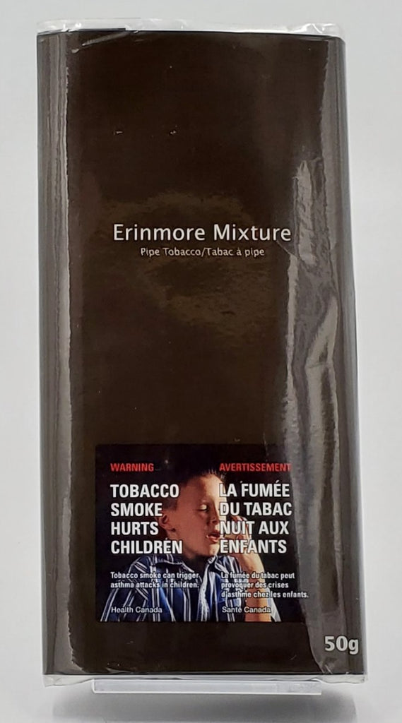 Erinmore Mixture 50gr Pipe Tobacco - The Smokin' Cigar Inc. Erinmore Pipe Tobacco