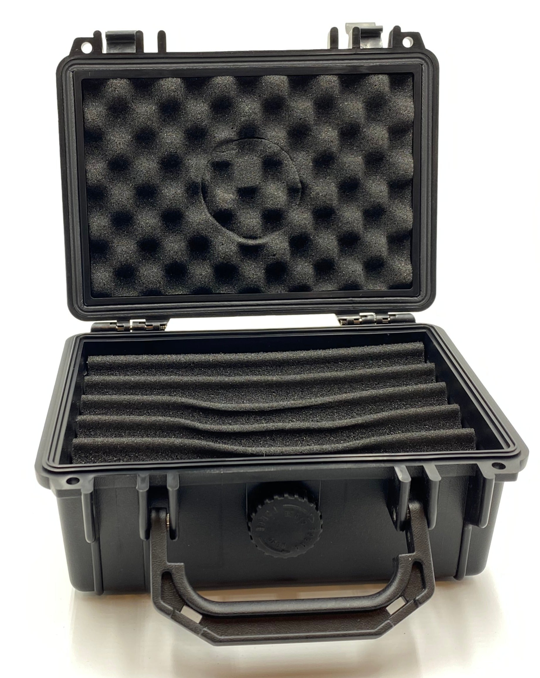 Ultimate Eagle Travel Humidor 15+CC Black