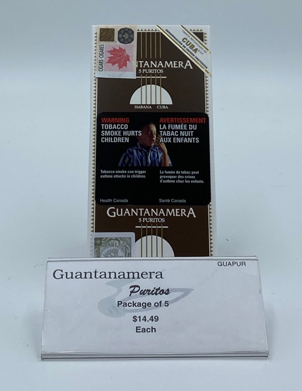 Guantanamera Puritos