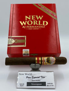 New World Puro Especial Toro
