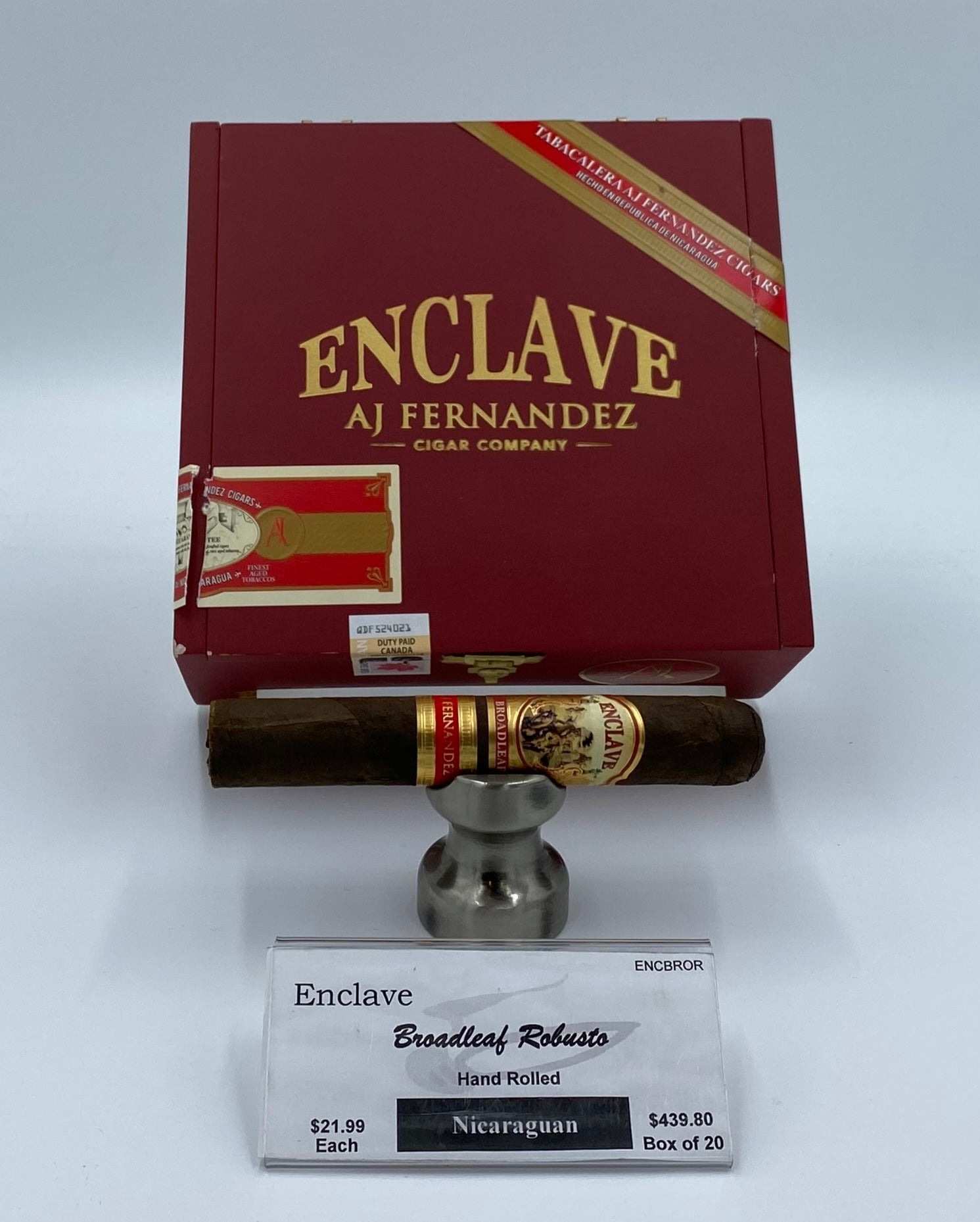 Enclave Broadleaf Robusto