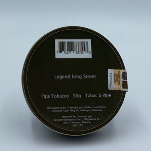 Legend King Street 50g Pipe Tobacco