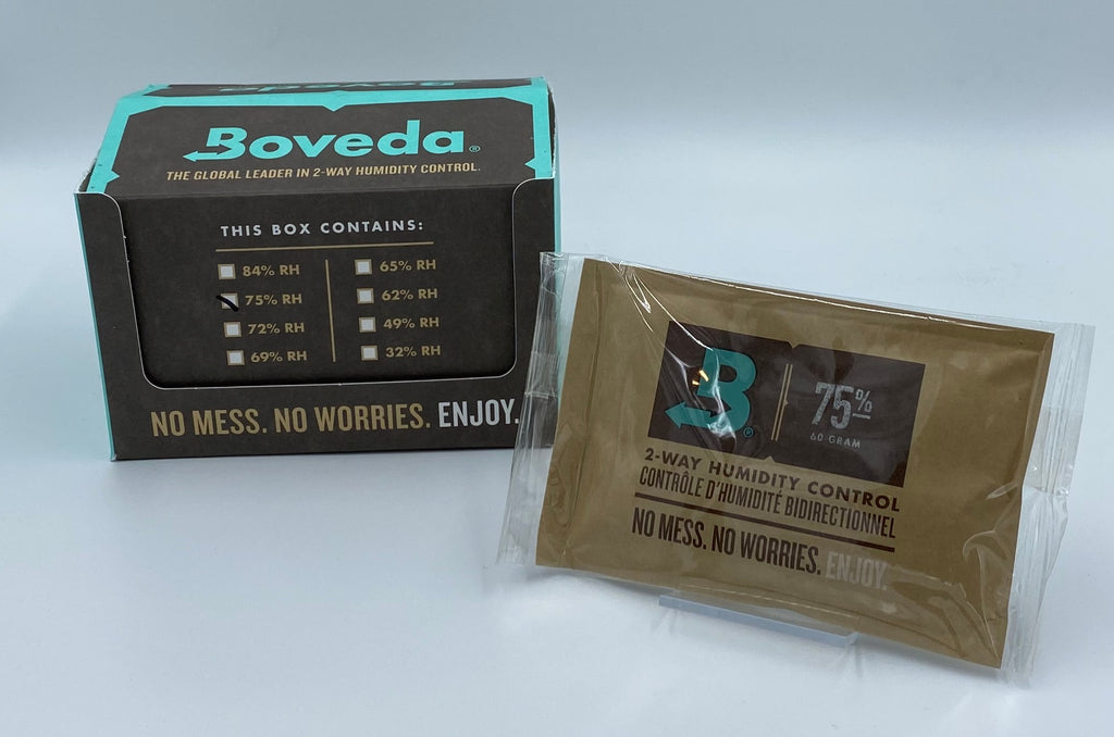 Boveda 75% 60g - The Smokin' Cigar Inc. Boveda Boveda
