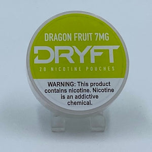 Dryft Dragon Fruit 7MG Nicotine Pouches