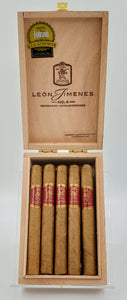 A BOX of 10 Leon Jimenes No.4 Only $124.49, Pay Only $12.44 per Cigar!.. Regular Price $159.90..Sorry NOT eligible for free mail order shipping. Free Local Home Delivery Available.