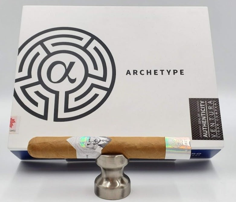"Archetype The Pupil 6"" x 52 - The Smokin' Cigar Inc. Archetype Cigar"