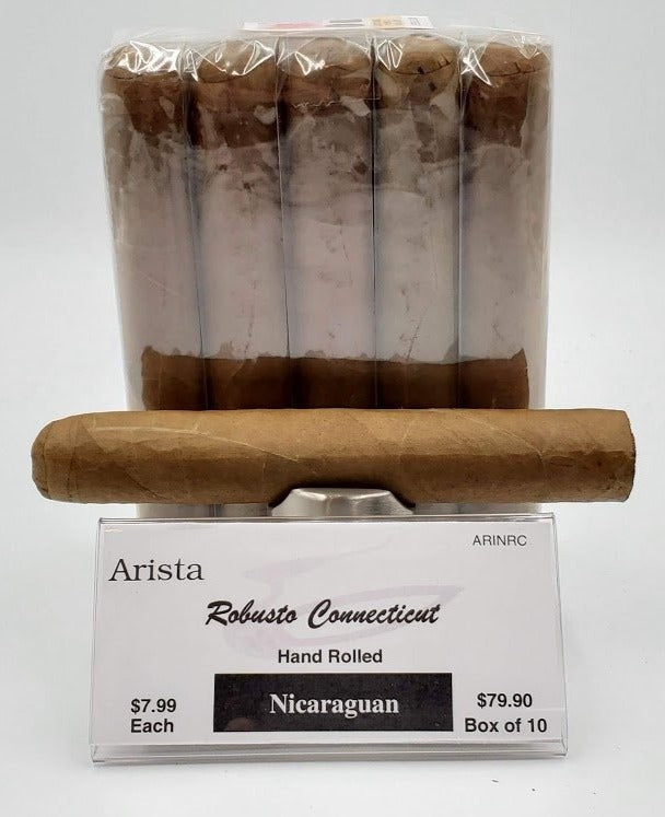 Arista Picadura Nicaraguan Connecticut Robusto... SAVE 10% - The Smokin' Cigar Inc. Arista Cigar