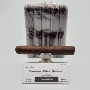 10...A Bundle of 10 Arista Picadura Dominican Maduro Robusto SAVE 10%