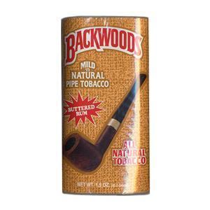 Backwoods Pipe Tobacco Buttered Rum 42.5g Pouch