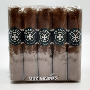 "20..A BUNDLE of 20 Bravos Short Walk Habano Natural.....4"" x 54...SAVE 10%...Sorry NOT eligible for FREE mail order shipping."
