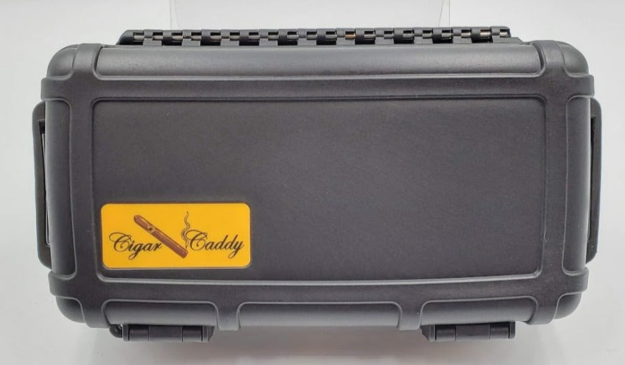 Cigar Caddy 10 Cigar Capacity Travel Humidor