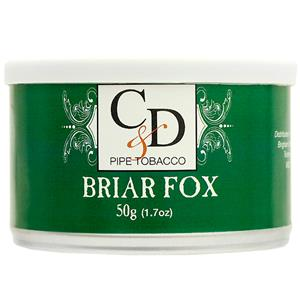 Cornell and Diehl Briar Fox 50g Pipe Tobacco - The Smokin' Cigar Inc. Cornell and Diehl Pipe Tobacco