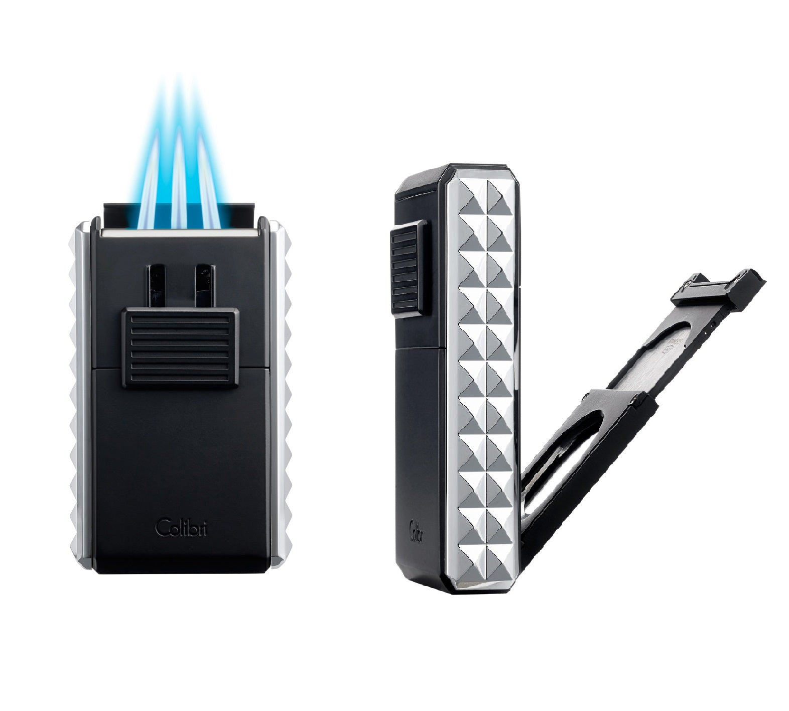 Colibri Astoria S-Cut Lighter. Click here to see Collection! - The Smokin' Cigar Inc. Colibri Lighters