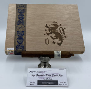 Drew Estate Liga Privada Unico Dirty Rat - The Smokin' Cigar Inc. Drew Estate Cigar
