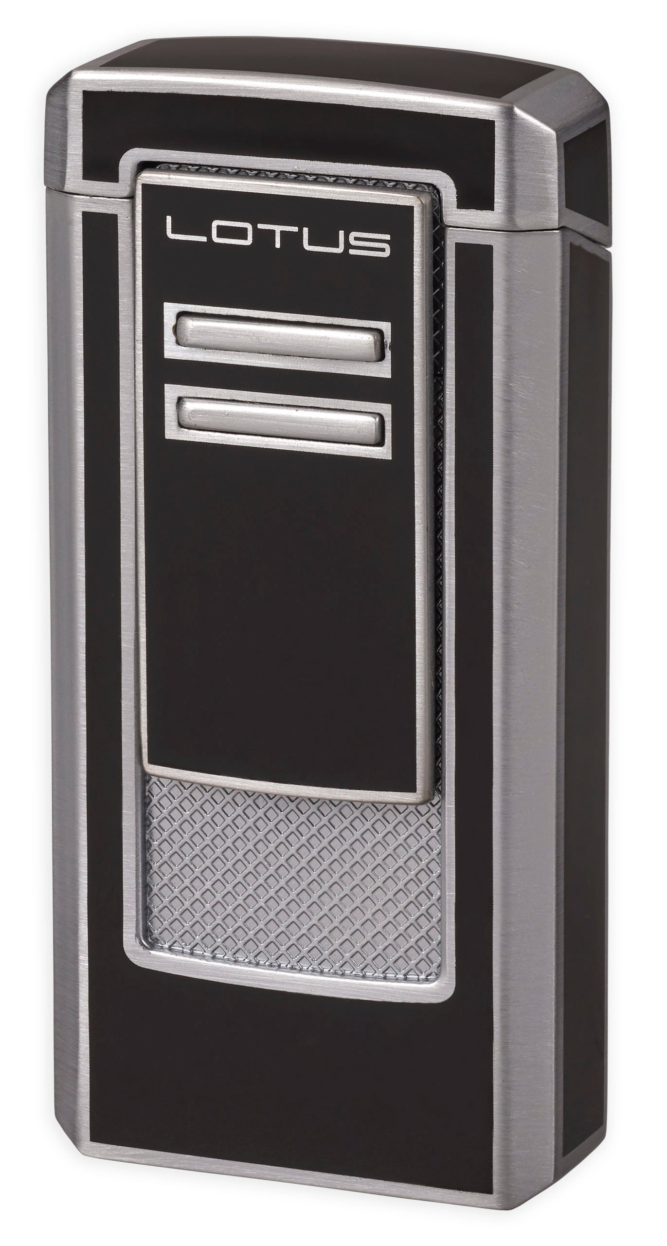 Lotus Commander Triple Flame Lighter. Click here to see collection!