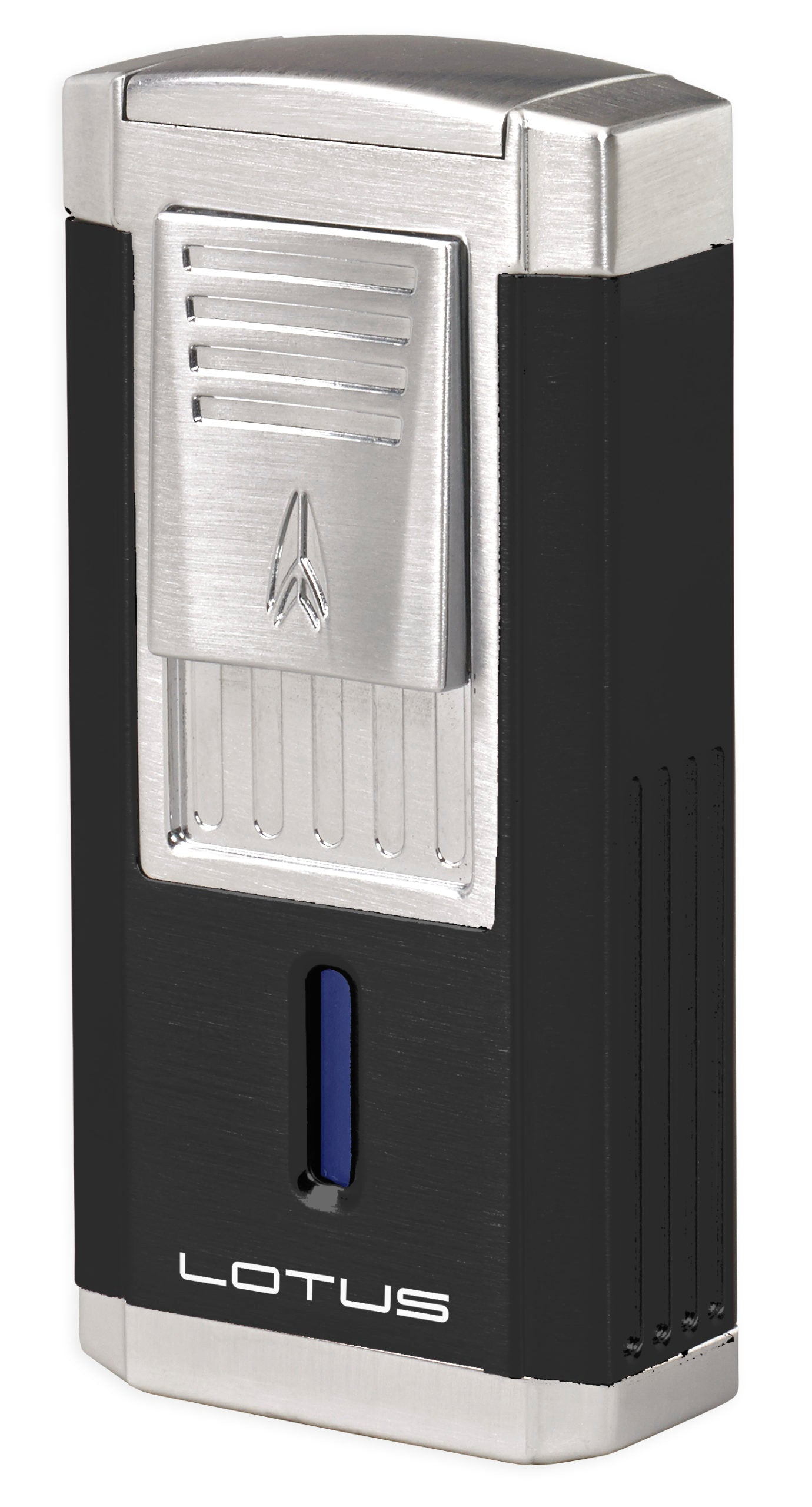 Lotus Duke Triple Flame Lighter with Straight Cutter. Click here to see collection!