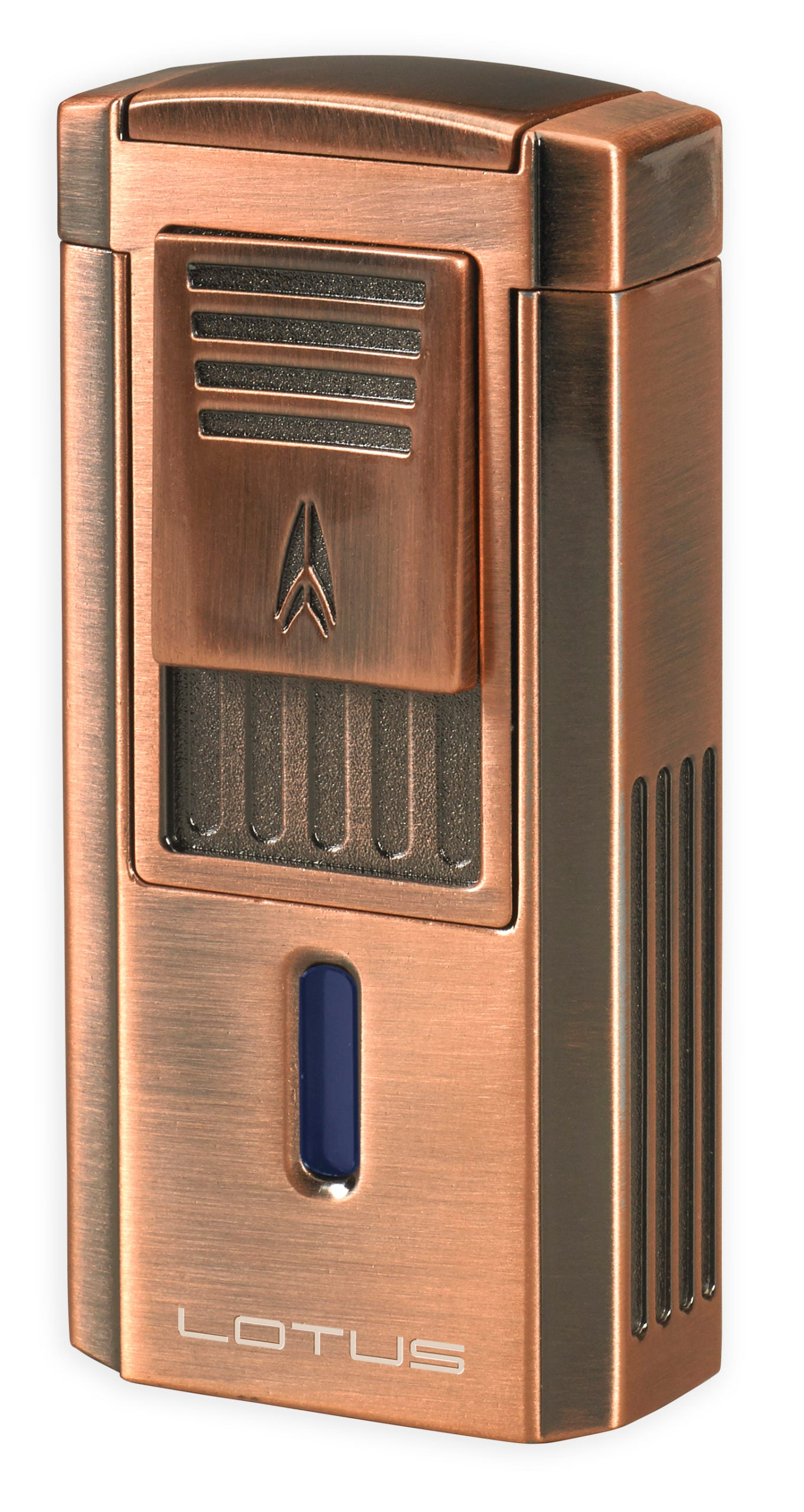 Lotus Duke Triple Flame Lighter with V-Cutter. Click here to see collection!