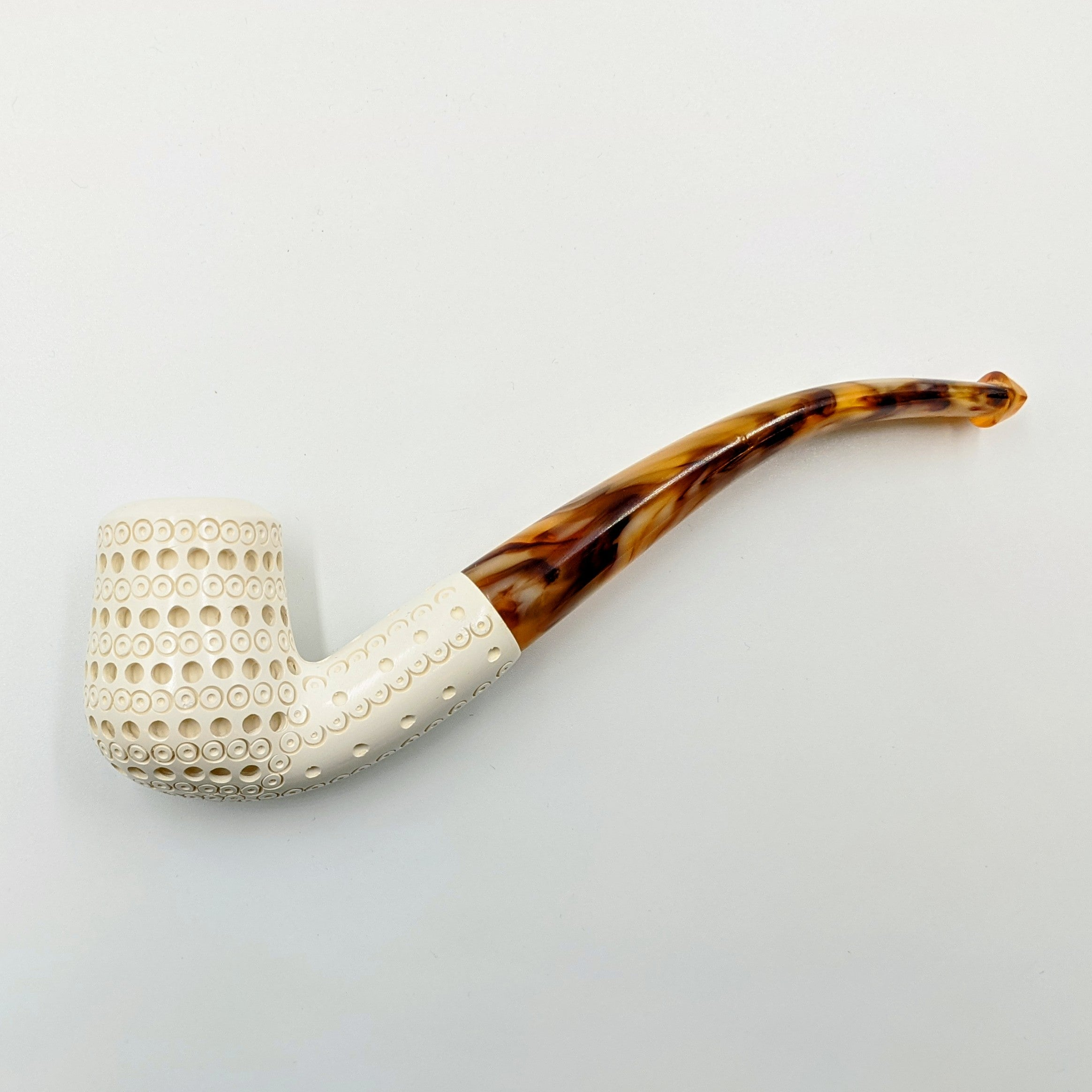 Paykoc Meerschaum Hand Carved Pipes. Click here to see collection!