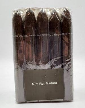 20 A Bundle of 20 Alec Bradley Mira Flor Torpedo Maduro. Pay ONLY $7.19 per Cigar. Sorry NOT eligible for FREE mail order shipping,Free Local Home Delivery available.