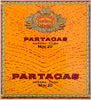 Partagas Minis Pack of 20... SAVE 10% - The Smokin' Cigar Inc. Partagas Cigarillos
