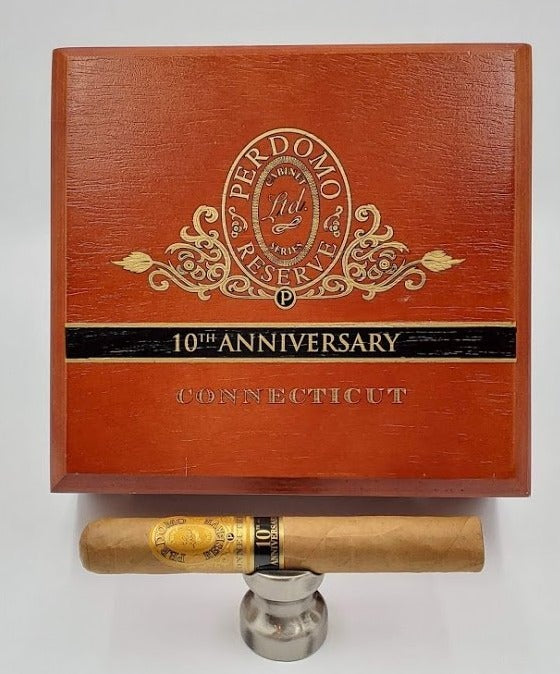 Perdomo 10th Anniversary Connecticut Epicure