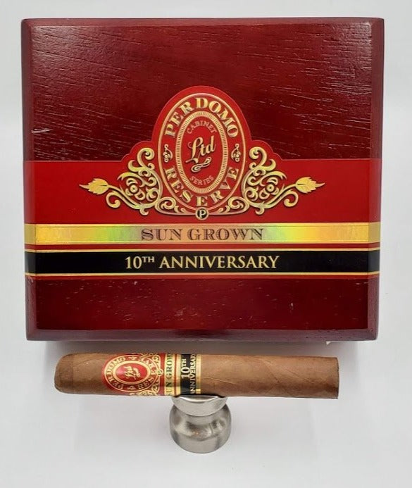 Perdomo 10th Anniversary Box Pressed Sun Grown Epicure