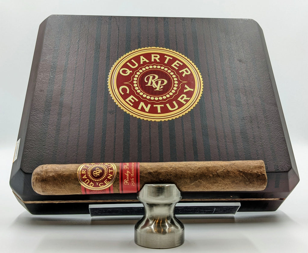 Rocky Patel Quarter Century Toro - The Smokin' Cigar Inc. Rocky Patel Cigar