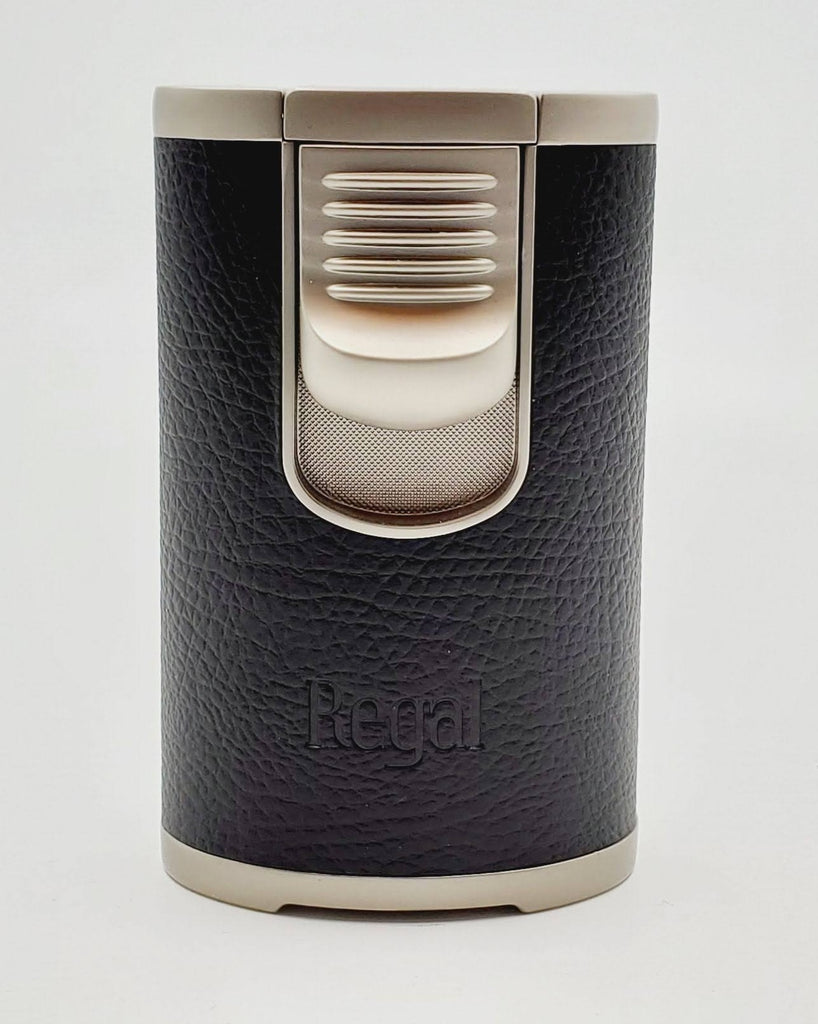 Regal Table Torch 4 Flame Assorted. Click Here to see Collection! - The Smokin' Cigar Inc. Regal Lighters