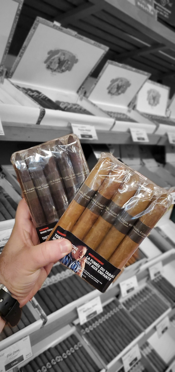 10...A Bundle of 10...Reposado 96 Estate Blend Torpedo Maduro... Sorry NOT eligible for FREE mail order shipping,Free Local Home Delivery available. - The Smokin' Cigar Inc. Reposado Cigar