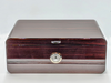 Tribeca Humidor 150+ Cigar Capacity. Includes 2 Humidifiers and 1 Built-In Analogue Hydrometer