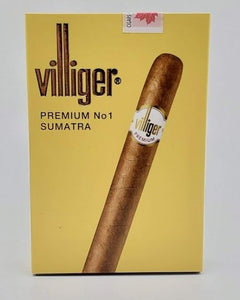 Villiger Premium No.1 Package of 5 Cigars