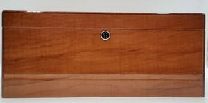 York Bubinga Wood 150+ Cigar Capacity Humidor