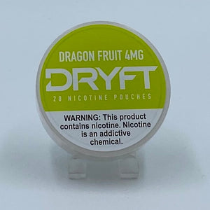 Dryft Dragon Fruit 4MG Nicotine Pouches