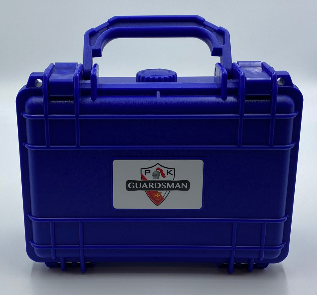 Ultimate Eagle Travel Humidor 15+CC Blue