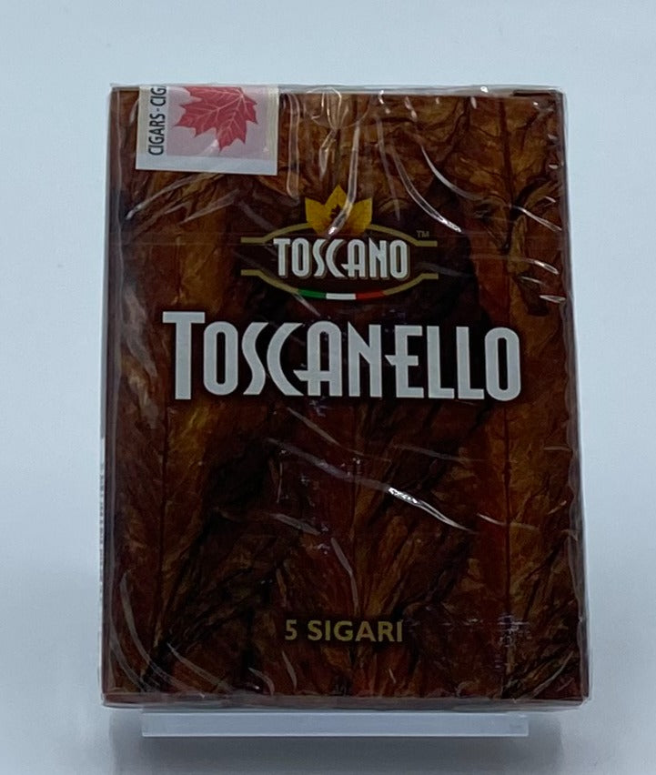 Toscano Toscanello Package of 5