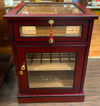 Galleria End Table 600+cc Humidor Includes Cigar Oasis Plus