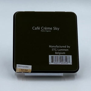 Cafe Creme Sky Package of 20