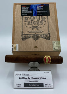 Four Kicks Sublime by Crowned Heads