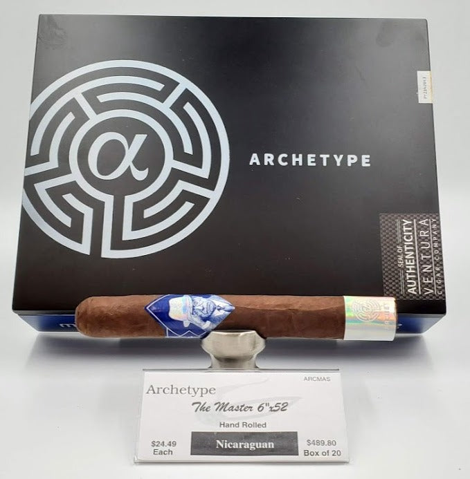 "Archetype The Master 6"" x 52"