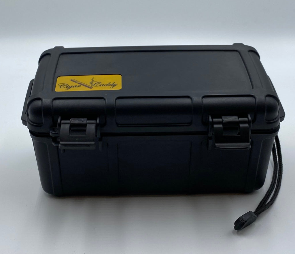Cigar Caddy Black 15+ Capacity
