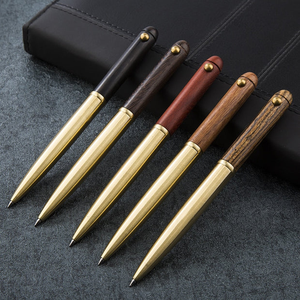 1pc Upscale Business Office Gift Stationery Ballpoint Signing Pen